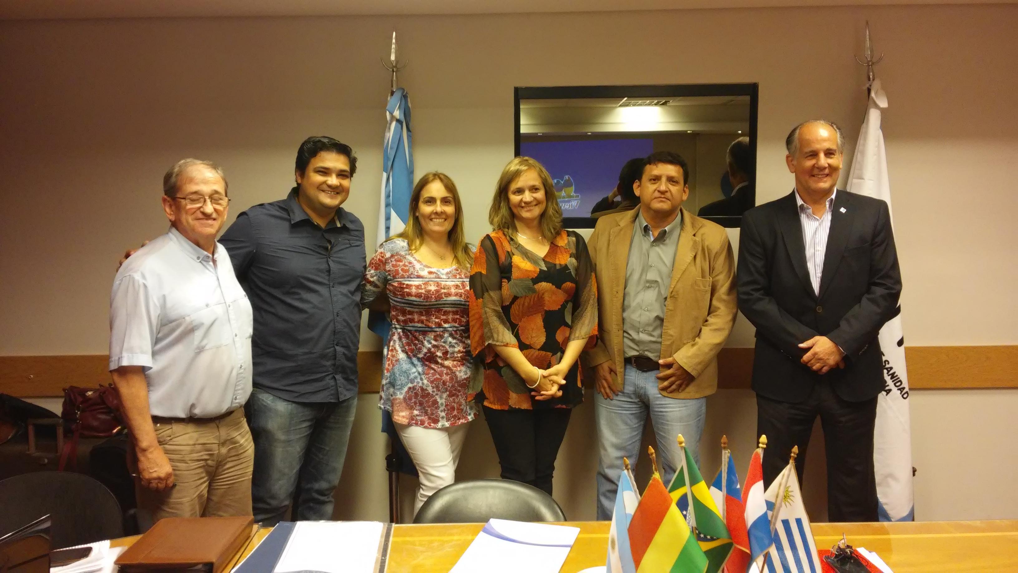 BOLIVIA ASUME PRESIDENCIA DEL CVP POR EL EJERCICIO 2017
